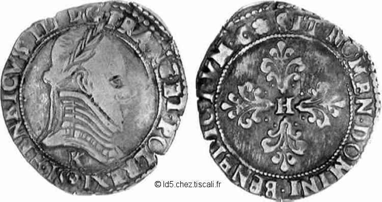monnaie henri 2